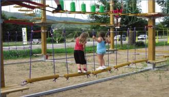 Parcours acrobatique mobile 60 à 175 m de parcours - Devis sur Techni-Contact.com - 2
