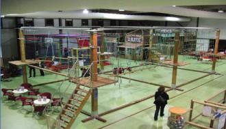Parcours acrobatique mobile 60 à 175 m de parcours - Devis sur Techni-Contact.com - 3