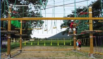 Parcours acrobatique modulable - Devis sur Techni-Contact.com - 1