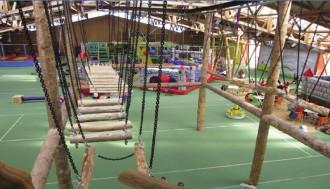 Parcours acrobatique transportable - Devis sur Techni-Contact.com - 2
