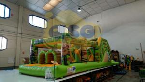 Parcours Gonflable Arcos - Devis sur Techni-Contact.com - 2