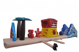 Parcours gonflable surf - Devis sur Techni-Contact.com - 1
