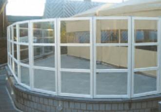 Pare-vent terrasse - Devis sur Techni-Contact.com - 2