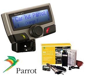 Parrot Ck3100 kit mains-libres Bluetooth avec écran - Devis sur Techni-Contact.com - 1