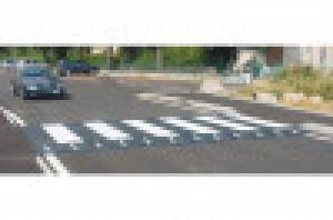 Passage piétons ralentisseur de véhicule  - Devis sur Techni-Contact.com - 2