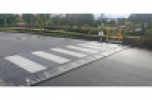Passage piétons ralentisseur de véhicule  - Devis sur Techni-Contact.com - 3