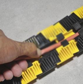 Passe câble sidewinder - Devis sur Techni-Contact.com - 2