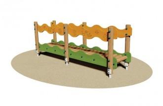 Passerelle de jeu pour enfants - Devis sur Techni-Contact.com - 1