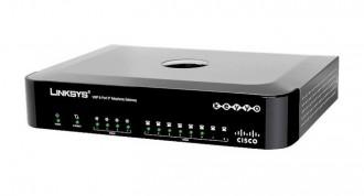 Passerelle IP 8 ports Cisco Linksys - Devis sur Techni-Contact.com - 1