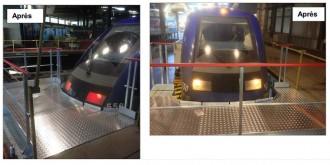 Passerelle maintenance ferroviaire - Devis sur Techni-Contact.com - 2
