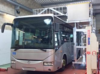 Passerelle mobile maintenance toiture bus - Devis sur Techni-Contact.com - 2