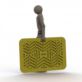 Passerelle piéton pour chantier - Devis sur Techni-Contact.com - 3