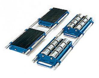 Patin rouleur à barres de réglage 24 T - Devis sur Techni-Contact.com - 2