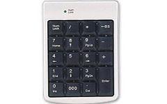 Pavé numérique USB 19 touches - Devis sur Techni-Contact.com - 1