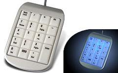 Pavé numérique USB Larges touches - Devis sur Techni-Contact.com - 1