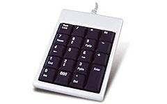 Pavé numérique USB Slim noir - Devis sur Techni-Contact.com - 1