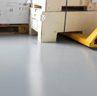 Peinture de sol industriel en polyuréthane - Devis sur Techni-Contact.com - 1