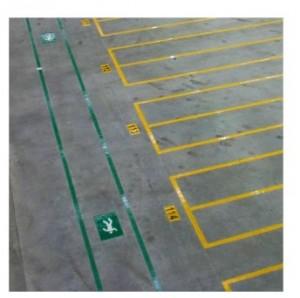 Peinture de traçage de lignes hautes performances - Devis sur Techni-Contact.com - 2