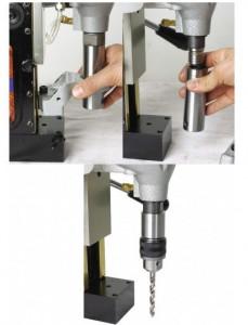 Perceuse magnétique grands diamètres - Devis sur Techni-Contact.com - 2
