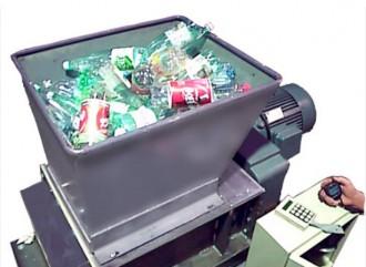 Perforateur de bouteilles plastiques - Devis sur Techni-Contact.com - 1