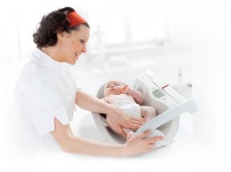 Pèse-bébés sans fil à plateau - Devis sur Techni-Contact.com - 4