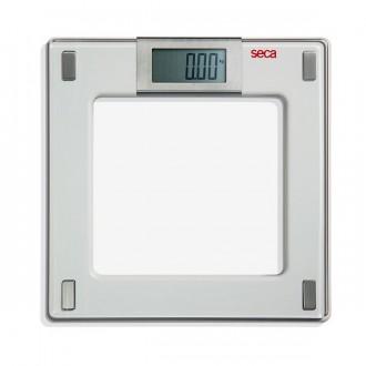 Pèse-personne électronique à plateau en verre - Devis sur Techni-Contact.com - 1