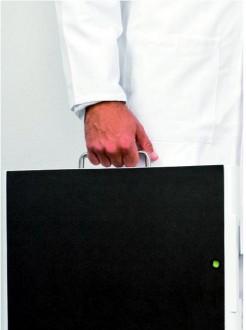 Pèse personne médical portable - Devis sur Techni-Contact.com - 2