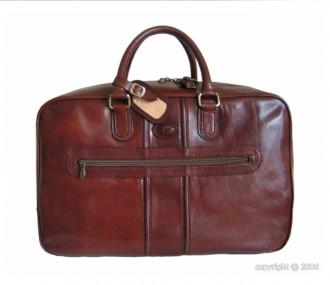 Petit sac de voyage en cuir - Devis sur Techni-Contact.com - 1
