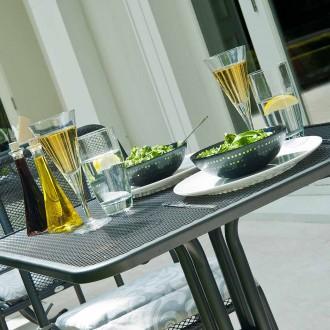 Petite table de jardin carrée - Devis sur Techni-Contact.com - 5