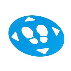 Pictogramme adhésif Pas - Devis sur Techni-Contact.com - 2