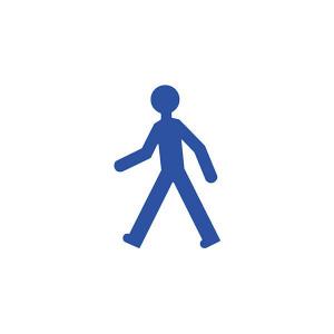 Pictogramme adhésif Silhouette - Devis sur Techni-Contact.com - 3