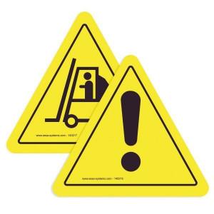 Pictogrammes Attention danger - Devis sur Techni-Contact.com - 1