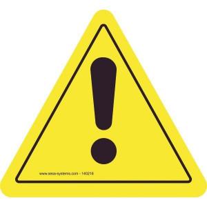 Pictogrammes Attention danger - Devis sur Techni-Contact.com - 2