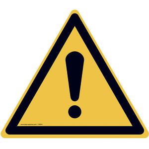 Pictogrammes Attention danger - Devis sur Techni-Contact.com - 3