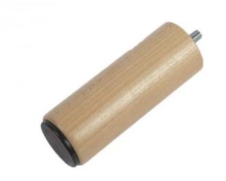 Pied cylindrique Someo 10 cm - filetage 8 mm - Devis sur Techni-Contact.com - 1