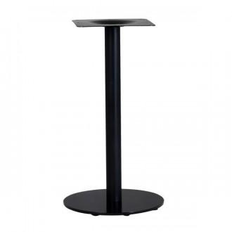 Pied de table base ronde en acier - Devis sur Techni-Contact.com - 1