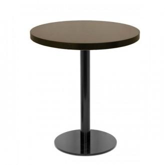 Pied de table base ronde en acier - Devis sur Techni-Contact.com - 2