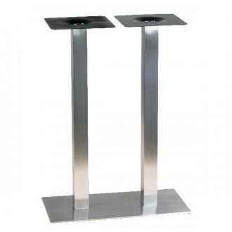 Pied de table café en inox - Devis sur Techni-Contact.com - 1