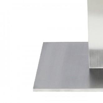 Pied de table café en inox - Devis sur Techni-Contact.com - 3