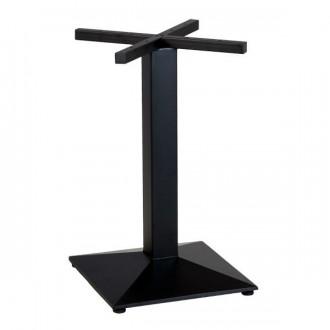 Pied de table en acier noir - Devis sur Techni-Contact.com - 1