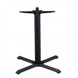 Pied de table noir 4 branches - Devis sur Techni-Contact.com - 2