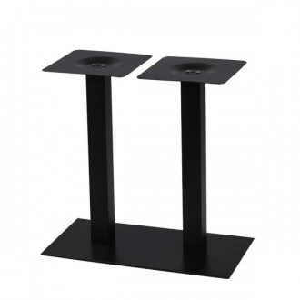 Pied de table pour plateau rectangulaire - Devis sur Techni-Contact.com - 1