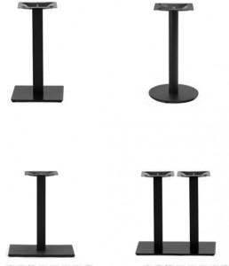 Pied de table pour restaurant intérieur - Devis sur Techni-Contact.com - 1