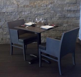 Pieds de table en fonte pour restaurant - Devis sur Techni-Contact.com - 2