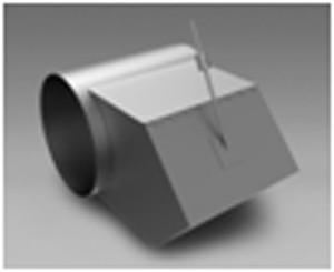 Piège à cales pour gaine de ventilation - Devis sur Techni-Contact.com - 1