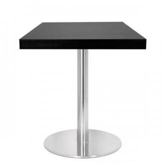 Piètement de table de restaurant en inox brossé - Devis sur Techni-Contact.com - 2