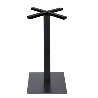 Piètement de table en acier noir - Devis sur Techni-Contact.com - 1