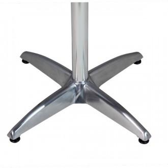Piètement de table en aluminium à 4 branches - Devis sur Techni-Contact.com - 2