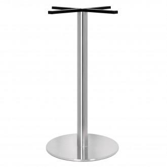 Piètement pour table haute en inox - Devis sur Techni-Contact.com - 1