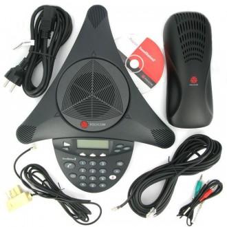 Pieuvre téléphonique Soundstation 2 avec écran - Devis sur Techni-Contact.com - 2